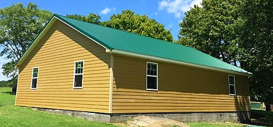 Garage_Siding_Greenbrier_TN_37073